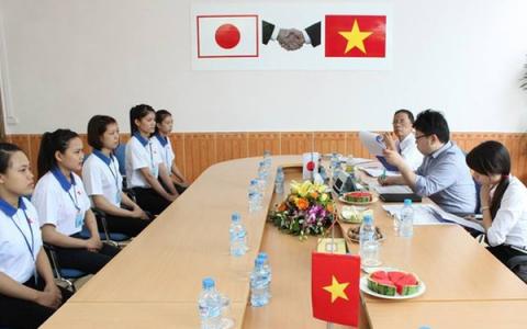 Doanh nghiệp Nhật tại Việt Nam tăng tuyển dụng