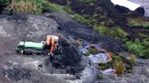 Công ty Cổ phần Gang thép Thái Nguyên bị phạt 565 triệu đồng vì vi phạm Luật Bảo vệ môi trường