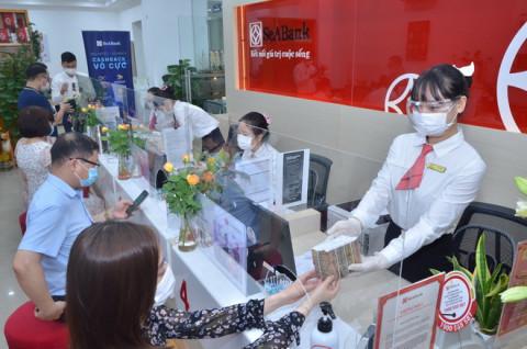 Ngân hàng TMCP Đông Nam Á (SeABank) được chấp thuận tăng vốn điều lệ lên gần 14.785 tỷ đồng.