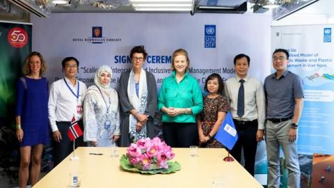 Bình Định: Dự án thí điểm kinh tế tuần hoàn tại thành phố Quy Nhơn