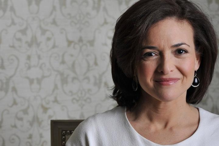 Sheryl Sandberg . Nguồn: Internet