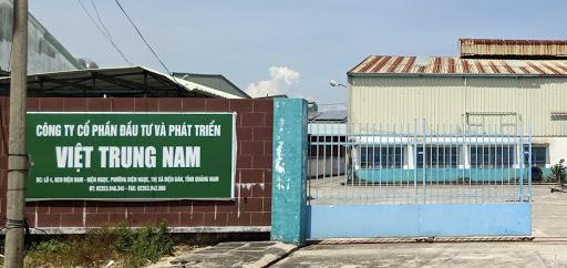 Việt Trung Nam - VHG muốn thoái một phần vốn tại CN Cao su Quảng Nam
