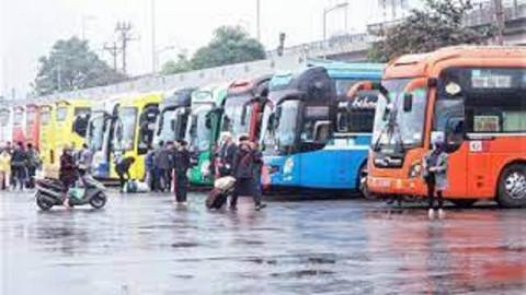 Khánh Hòa: Tạm dừng vận tải hành khách từ Khánh Hòa đi, đến Bình Dương, Phú Yên, Bình Định
