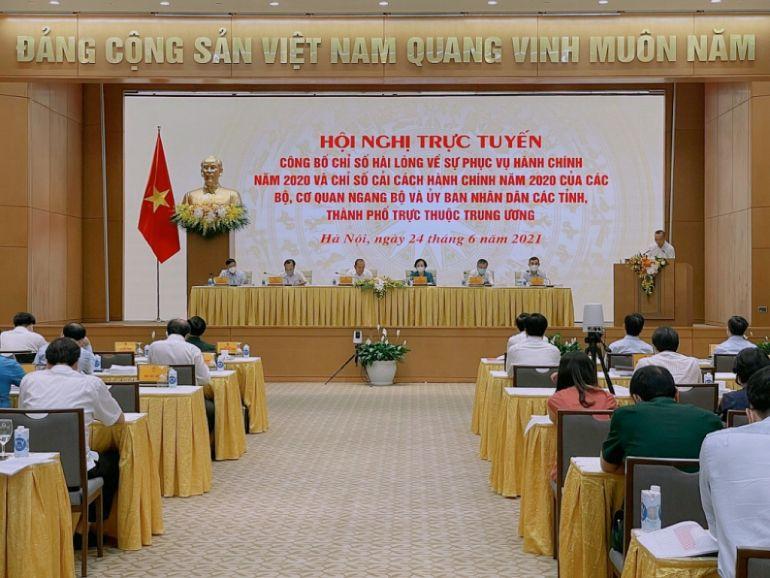 Quảng Ninh, Hải Phòng dẫn đầu cả nước về chỉ số PAR INDEX