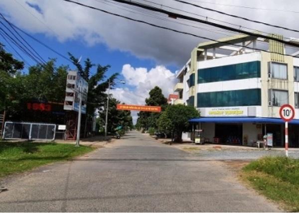 Đứng đầu bảng danh sách nợ thuế là Công ty TNHH Xây dựng Ngân Thuận