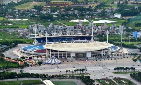 Hé lộ hàng loạt sai phạm về sử dụng đất tại Khu liên hợp Thể thao Quốc gia