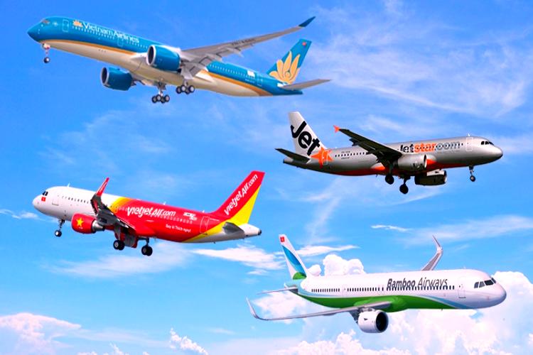 """Tiết lộ """"gánh nợ"""" nghìn tỷ của Vietnam Airlines, Vietjet, Bamboo Airways"""