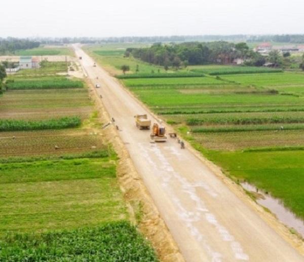 Nghệ An yêu cầu tạo điều kiện thuận lợi đẩy nhanh tiến độ các dự án xây dựng công trình giao thông trong điều kiện phòng chống dịch Covid-19