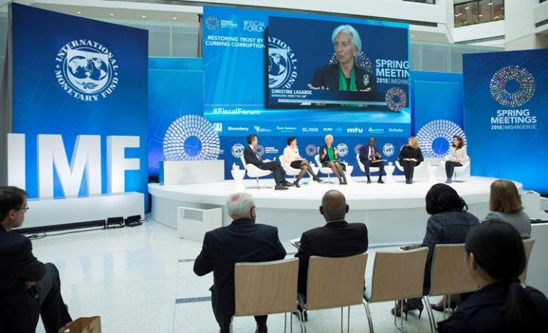 IMF dành 650 tỉ USD hỗ trợ các nước nghèo