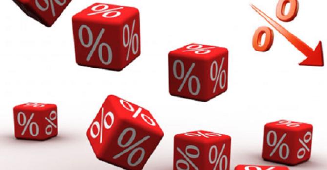 Khi nào có lãi suất 0% hoặc lãi suất âm?