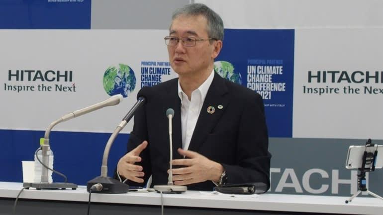 Chủ tịch mới của Hitachi để mắt đến thị trường Mỹ nhằm kích thích tăng trưởng cho công ty