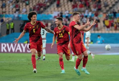 Euro 2020: Bốn cặp đấu cân tài, cân sức ở vòng tứ kết