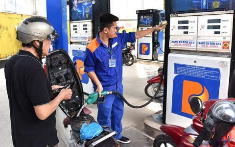 Giá xăng dầu hôm nay tiếp đà tăng