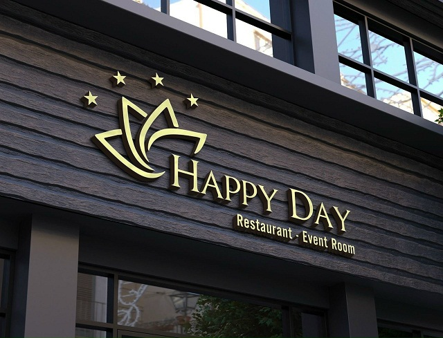 Hệ thống nhà hàng Happy Day với quy mô lớn, dịch vụ đa dạng