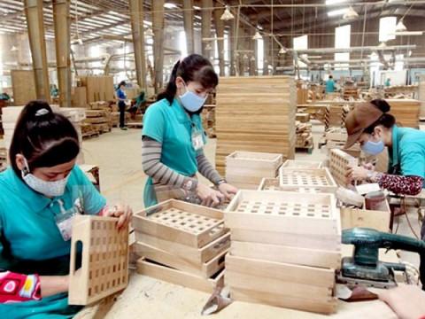 Ngành gỗ xuất siêu 6 tháng đầu năm 2021 ước đạt hơn 7 tỷ USD