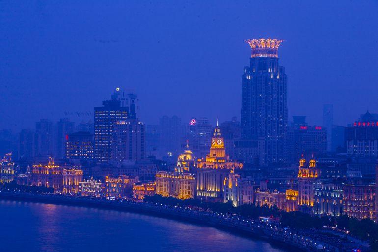 Đế chế khủng đằng sau tòa nhà chọc trời cao nhất tại Thượng Hải