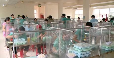 Vĩnh Long vận động doanh nghiệp bố trí người lao động ngoài tỉnh ăn, ở tại chỗ