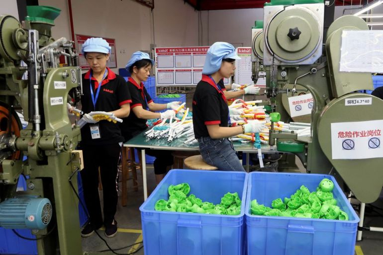 Doanh nghiệp sản xuất đồ chơi Mỹ một cổ hai tròng: vừa bị tăng giá, vừa lo ngại căng thẳng chính trị trên đất Trung