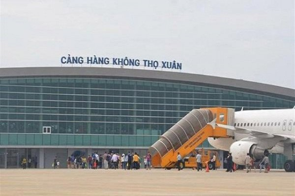 Thanh Hóa: Tạm dừng khai thác sân bay Thọ Xuân để chống dịch