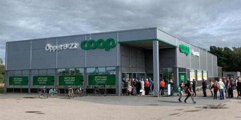 """Chuỗi siêu thị lớn nhất Thụy Điển bị hacker """"ghé thăm"""""""