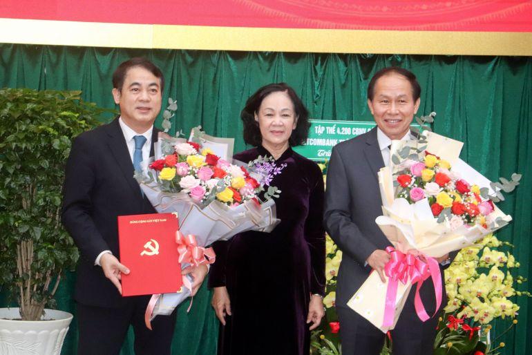 Tân Bí thư Hậu Giang Nghiêm Xuân Thành từng giữ chức Chủ tịch Hội đồng quản trị Ngân hàng Vietcombank
