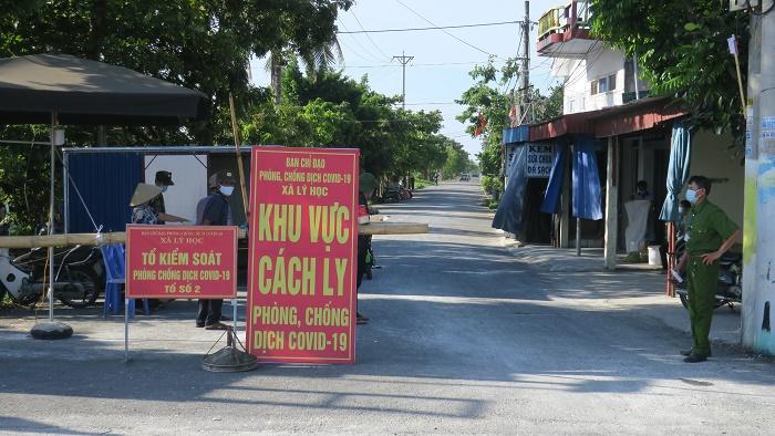 Hải Phòng: Dịch bệnh được kiểm soát, huyện Vĩnh Bảo áp dụng biện pháp mới