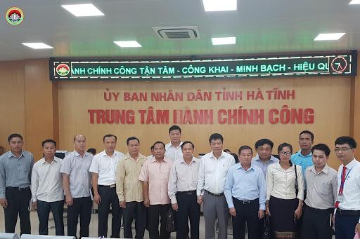 Nửa đầu năm 2021, TP Hà Tĩnh tiếp nhận 822 hồ sơ dịch vụ công trực tuyến