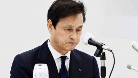 Bê bối giả mạo kết quả kiểm tra, người đứng đầu Mitsubishi Electric từ chức