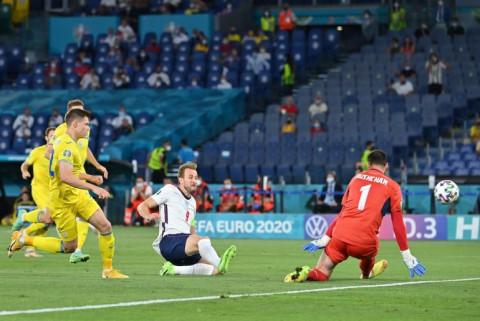 Euro 2020: Thắng tưng bừng Ukraine 4-0, đội Anh vào bán kết gặp Đan Mạch