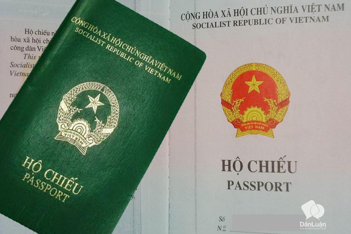 Bộ Công an sắp cấp hộ chiếu gắn chip có giá trị sử dụng trong 10 năm