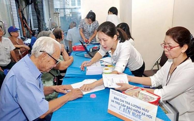 Bộ Lao động – Thương binh và Xã hội đề xuất tăng 15% lương hưu từ 2022