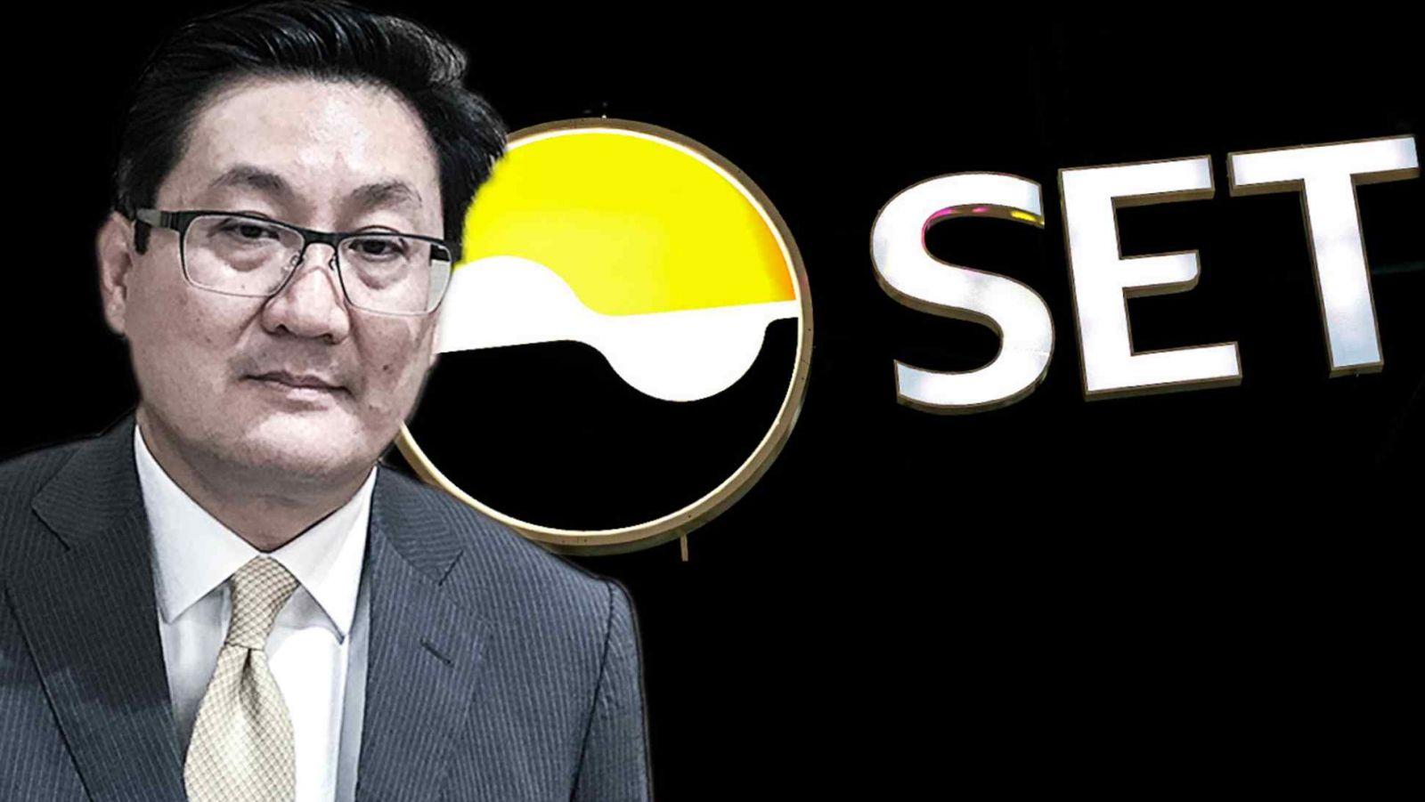 Chủ tịch Sở giao dịch chứng khoán Thái Lan Pakorn Peetathawatchai cho biết ông sẽ tập trung vào nguồn cung các đợt IPO của công ty công nghệ thu hút nhà đầu tư. (Nguồn ảnh Reuters)