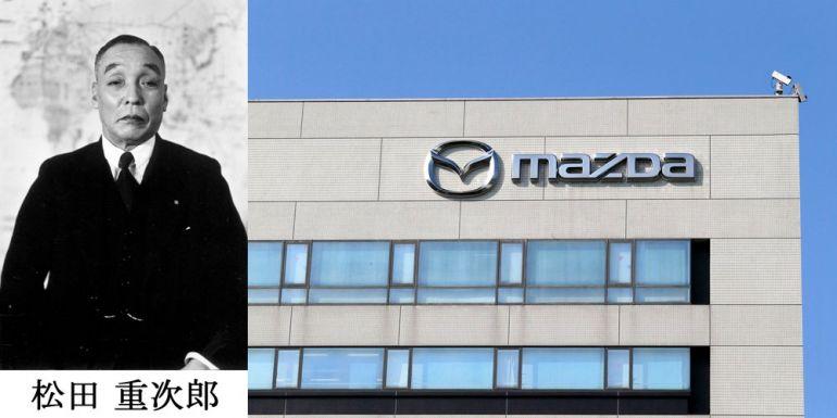 Chân dung người khai sáng Mazda - Matsuda Jujiro