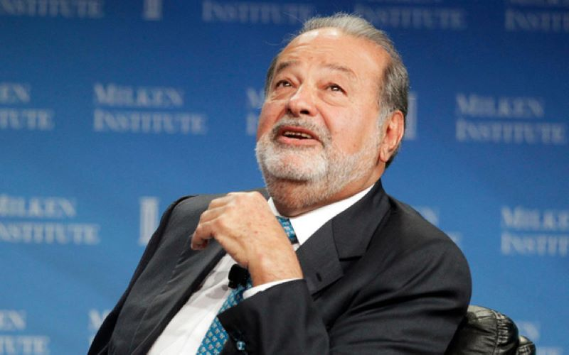 Carlos Slim Helu: Mua bán cổ phiếu từ năm 15 tuổi và thương vụ để đời trở thành Top 5 người giàu nhất thế giới. Nguồn: Internet