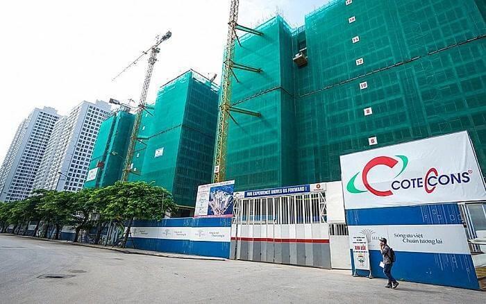 Xây dựng Coteccons trúng thầu loạt dự án tổng giá trị gần 6.000 tỷ đồng