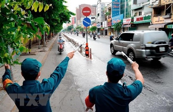 Doanh nghiệp cần biết: Các lộ trình lưu thông đến và đi qua TP. Hồ Chí Minh trong thời gian giãn cách