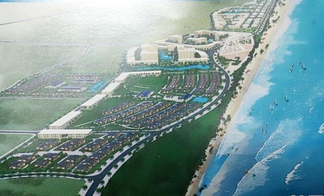 Ban Thường vụ Tỉnh uỷ Hà Tĩnh đồng ý chủ trương đầu tư Dự án Khu du lịch biển cao cấp Wyndham Costa ở huyện Thạch Hà