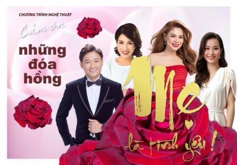 """Nguyễn Hoàng Group cùng nhiều nghệ sĩ thực hiện chương trình """"Mẹ là tình Yêu"""" gây quỹ từ thiện trong mùa dịch"""