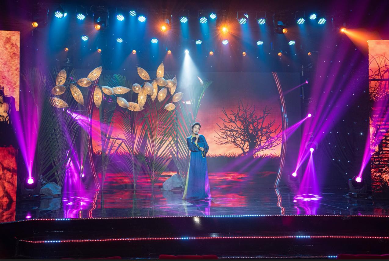 Diva Mỹ Linh hứa hẹn mang lại cho khán giả xem đài những ca khúc đầy cảm xúc về tình mẹ