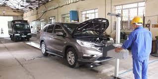 Hơn 171.000 lượt xe ô tô khi kiểm định không đạt tiêu chuẩn an toàn kỹ thuật và bảo vệ môi trường