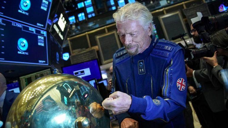 Điều gì tiếp theo sau chuyến bay vũ trụ thành công của tỷ phú Richard Branson?