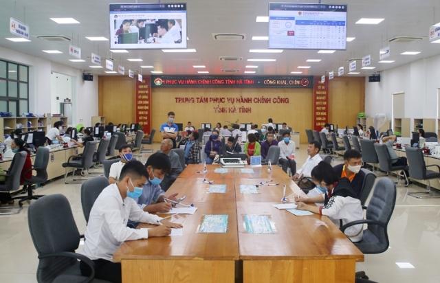 Hà Tĩnh: 6 tháng đầu năm 2021 có 508 doanh nghiệp đăng ký thành lập mới với tổng vốn đăng ký 3.622,13 tỷ đồng