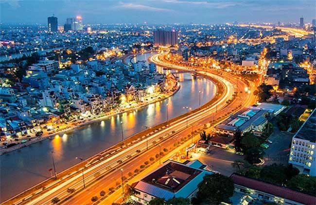 HSBC nâng dự báo tăng trưởng của Việt Nam năm 2022 từ 6.5% lên 6,8%