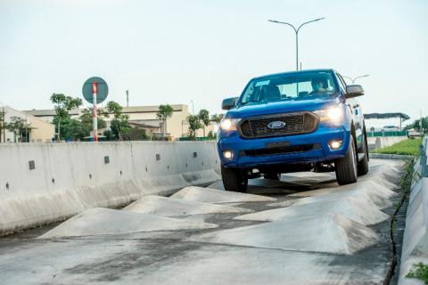 Ford Ranger Việt Nam chính thức xuất xưởng theo quy trình lắp rắp toàn cầu