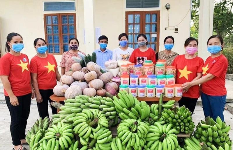 Hơn 290 tấn hàng hóa trị giá gần 6,7 tỷ đồng của nhân dân Nghệ An ủng hộ TP. HCM phòng chống dịch Covid-19