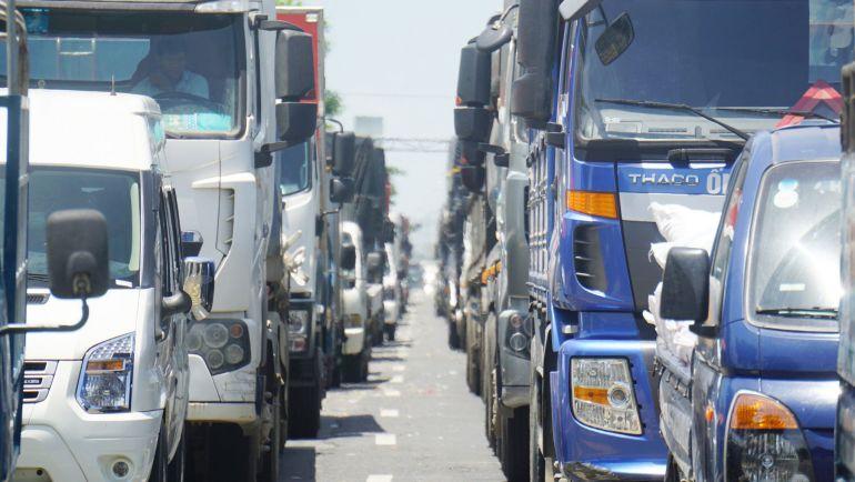 Bộ Giao thông Vận tải đề xuất không cách ly với lái xe chở hàng