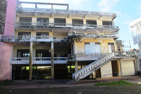 Sau nhiều năm bỏ hoang, trụ sở cũ Tỉnh đoàn Hà Tĩnh bán với giá hơn 39 tỷ đồng