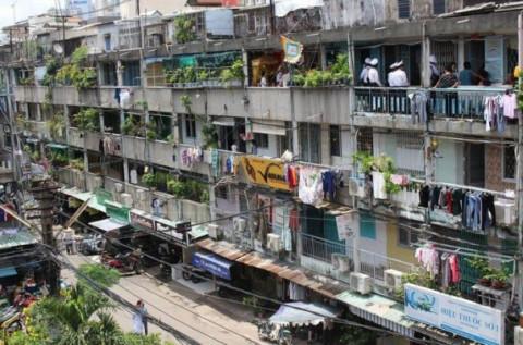 Ba trường hợp chung cư cũ buộc phải phá dỡ