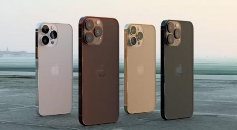 iPhone 13 Pro sẽ có những phiên bản màu nào?