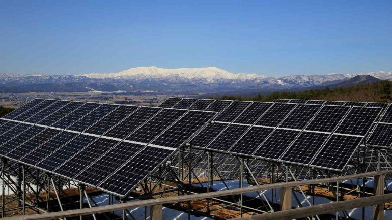 Nhật Bản đặt mục tiêu gần 40% năng lượng tái tạo vào năm tài chính 2030